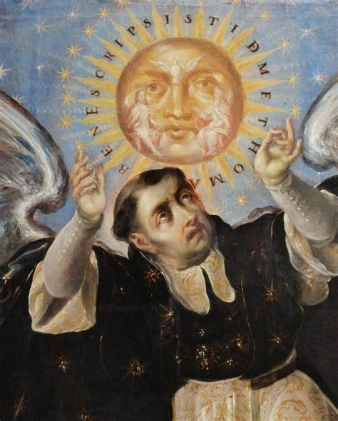 Santo Tomás de Aquino, detalle. Obra de Cristóbal de ...