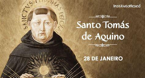 Santo Tomás de Aquino   Instituto Hesed