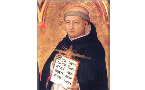 Santo Tomás de Aquino, patrón de las universidades y ...