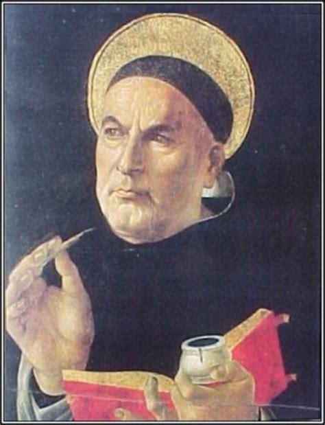 Santo Tomás de Aquino, patrono de los estudiantes | FESD