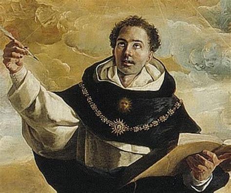 Santo Tomás de Aquino, un santo muy realista