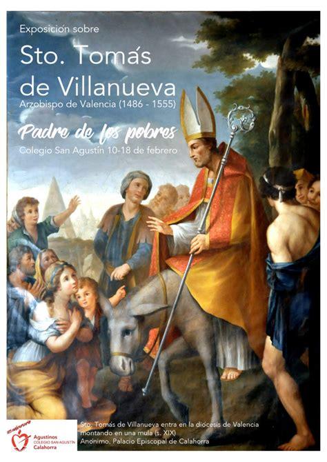 SANTO TOMÁS DE VILLANUEVA – COLEGIO SAN AGUSTÍN