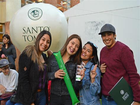 Santo Tomás recibió a nuevos estudiantes con fiesta al ...