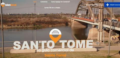 SANTO TOMÉ: Presentación plataforma BIEN LOCAL – FE.CE.CO