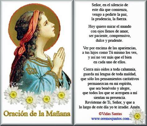 Santoral Católico : Oraciones a la Virgen María
