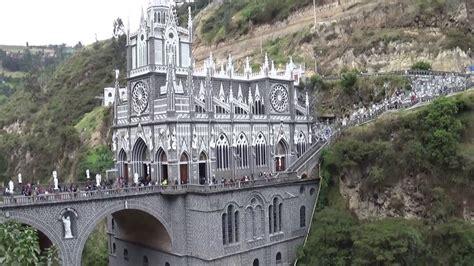 Santuario de Las Lajas, Nariño, Colombia.   YouTube