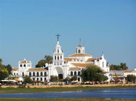 Santuario Nuestra Señora del Rocío, Huelva, Spain | España ...