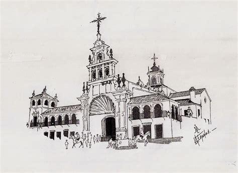 Santuario Nuestra Señora del Rocío | Yo te pinto