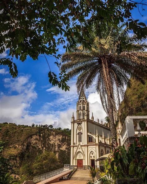Santuario Virgen de La Playa   San Pablo Nariño Colombia ...