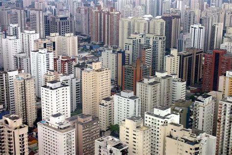 Sao Pablo Brasil Ciudades Con Mayor Poblacion Crecimiento ...