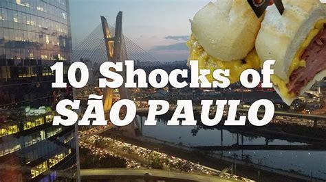 São Paulo   10 Things That Shock Tourists about São Paulo ...