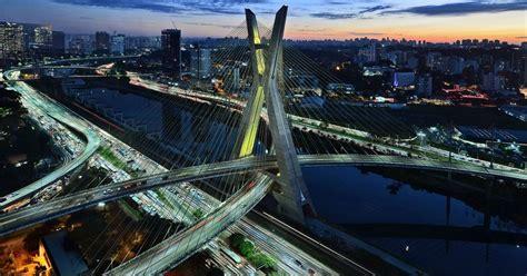 Sao Paulo, ciudad tan elevada como su expresión en Brasil