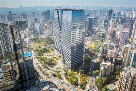 São Paulo Corporate Towers — Balmori Associates