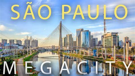 São Paulo: South America s MEGACITY   YouTube