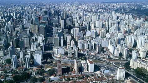 Sao Paulo, una selva de hormigón   ABC.es