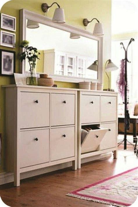 Sapateira | Home, Ikea hemnes shoe cabinet, Home decor