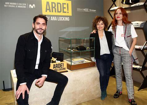 'Arde! by Ana Locking' es el nombre de la colección ...