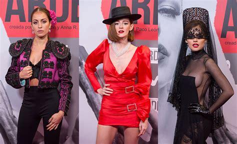 'Arde Madrid' con la alfombra roja más folclórica y ...