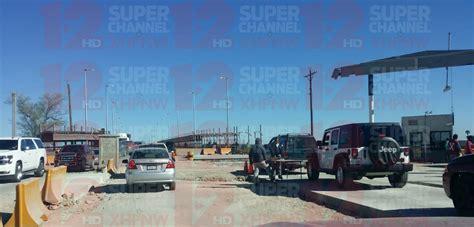 Saturan puente internacional Del Río – Acuña | Super ...