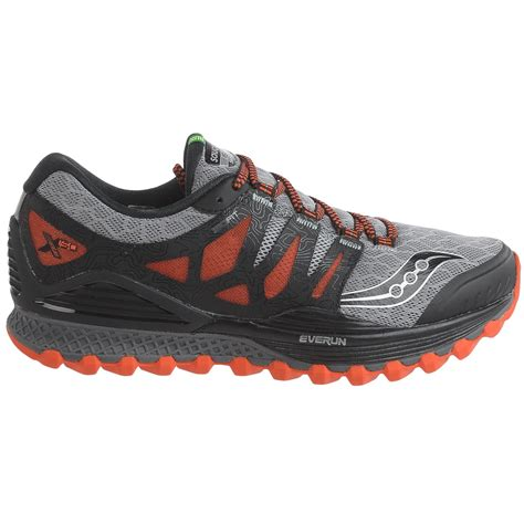 Saucony Xodus ISO Trail Running Shoes  For Men    Save 62%