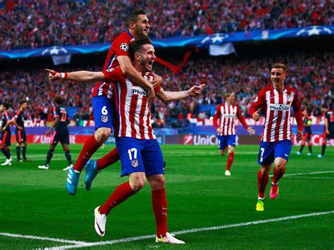 Saul Niguez goal video: Manchester United target scores ...
