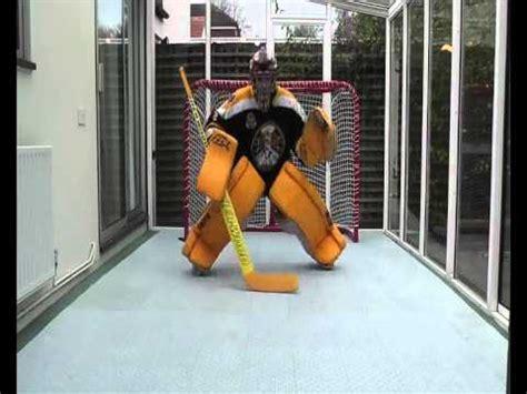 Save Mechanics #7: Inline Hockey Goalies Top 5 Tips   YouTube