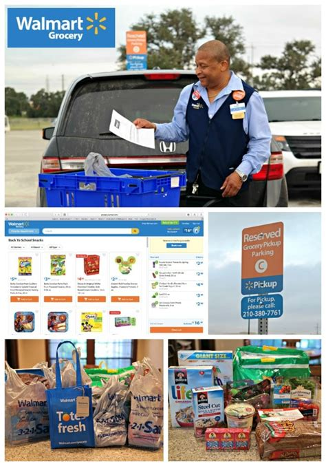 Save time with Walmart Grocery: order online and pick up ...