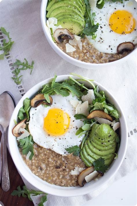 Savory Oatmeal Recipe | Delicious, Easy, Healthy Recipe