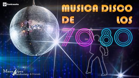 Sax Música Disco 70_80 Saxo Instrumental, Manu Lopez 70s ...