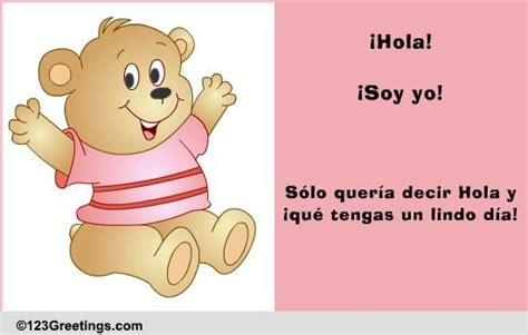 Say Have A Great Day In Spanish! Free Have a Great Day ...