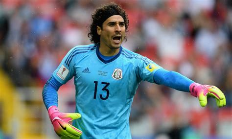 SBI World Cup Day 4 Player of the Day: Guillermo Ochoa ...