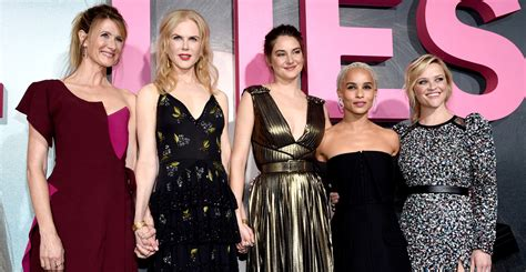 'Big Little Lies' Cast Glams Up to Premiere New HBO Series ...