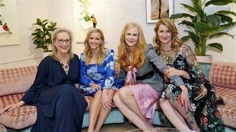 'Big Little Lies' Cast on Season 2, Domestic Violence and ...