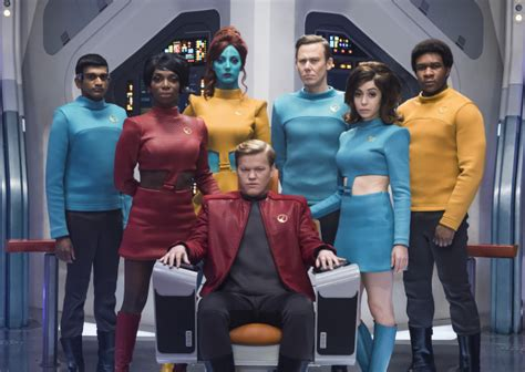 'Black Mirror' USS Callister to Become Standalone TV ...