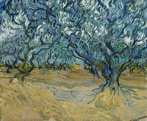 """""""Calm and Exaltation. Van Gogh in the Bührle Collection ..."""