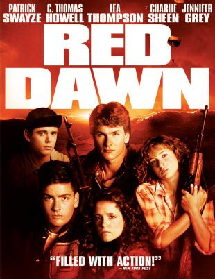 Scary Movie Night: Red Dawn – The Scarydad Podcast