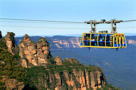 Scenic World   Blue Mountains Australia