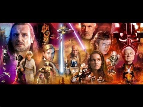 Schmoes Know Podcast #4: Star Wars Prequels  Eps 1 3 ...