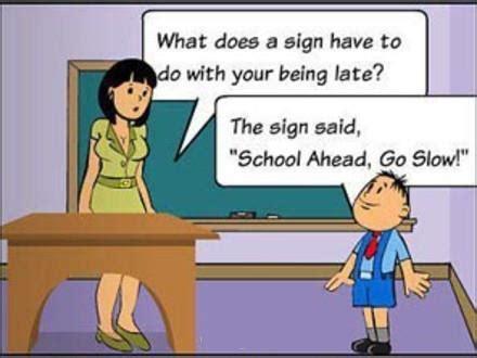School ahead, go slow   Others Forum
