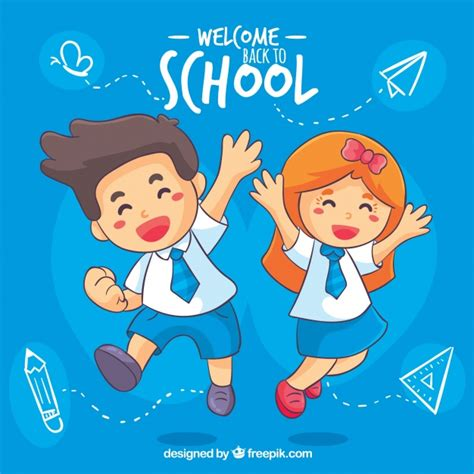 School Children Images | Free Vectors, Stock Photos & PSD
