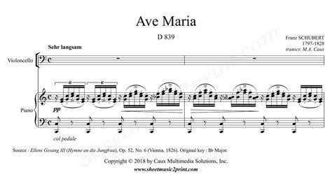 Schubert : Ave Maria   Cello   YouTube