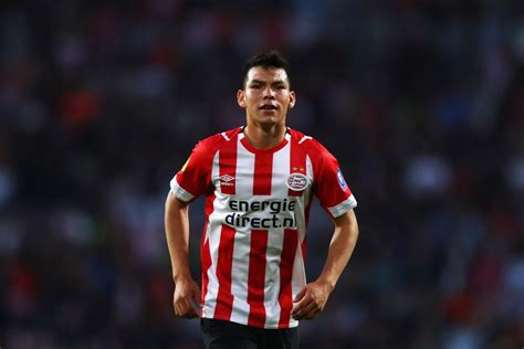 """""""Chucky"""" Lozano on target as PSV take 3 2 lead over BATE ..."""