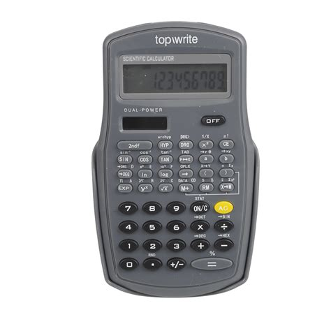 Scientific Calculator School Office University 10 Digit ...