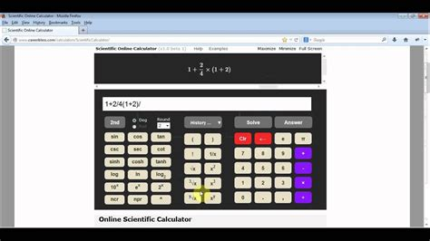 Scientific Calculator   Step by Step Solution to ...