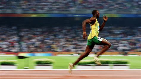 Scientists Discover Something Mind blowing About How Usain ...