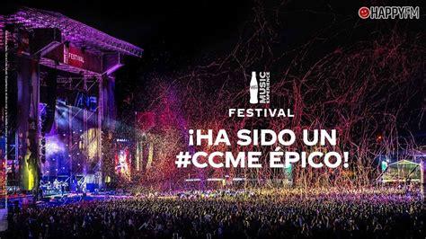 'Coca Cola Music Experience 2019', un festival que ha ...