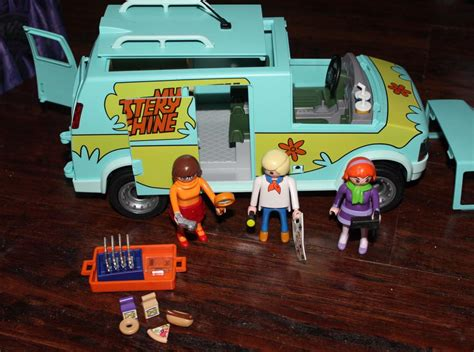Scooby Doo, Where Are You? A Playmobil Review