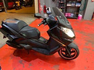 Scooter 125 cc de segunda mano en Madrid en WALLAPOP