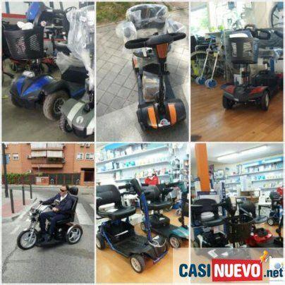 scooter movilidad reducida en madrid 915547905 en Málaga ...