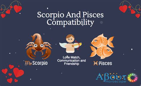Scorpio  And Pisces  Compatibility, Love And Friendship